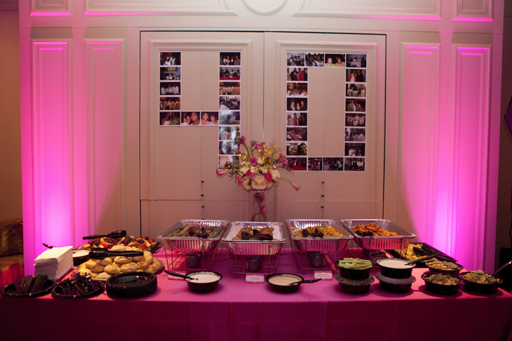 Cassetta S 40th Birthday Party Las Vegas Wedding Planner