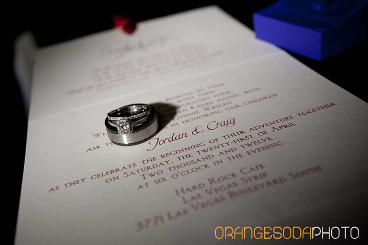 Hard Rock Cafe Wedding