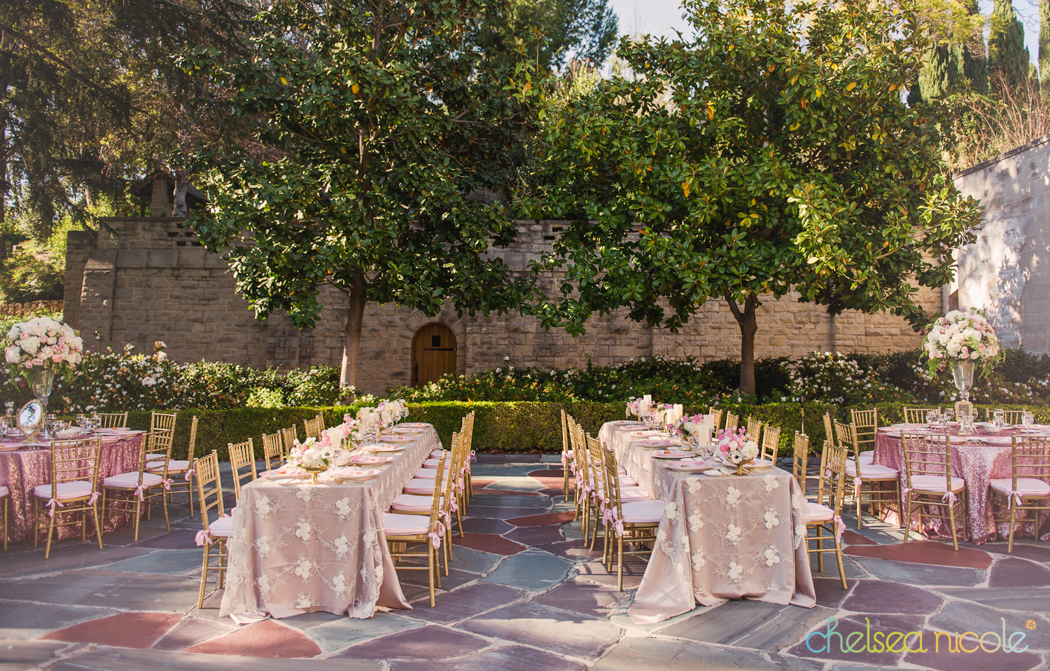 Greystone Mansion Beverly Hills Wedding 7