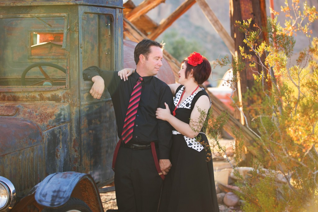 Las Vegas Engagement Shoot