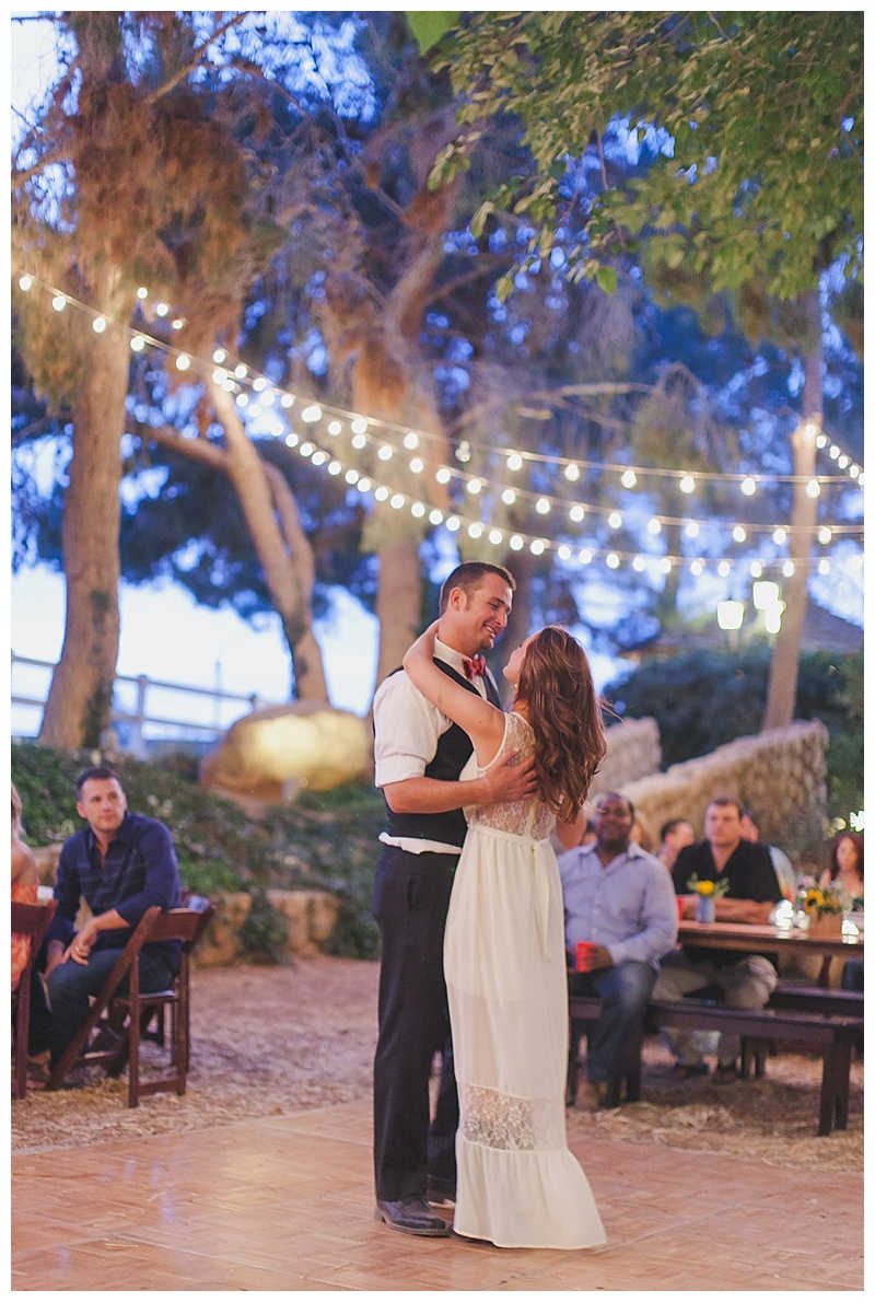 Las Vegas Legends Ranch Smores Station Country Wedding Marquee Letters Bistro Lights