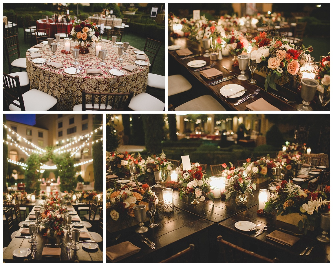 Las Vegas Wedding Place Settings - Las Vegas Wedding Planner // Las ...