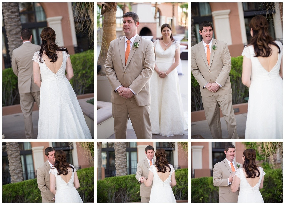 Westin Lake Las Vegas Wedding