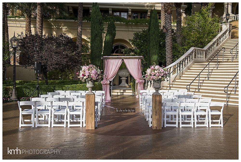 Las Vegas Wedding Planner Green Valley Ranch