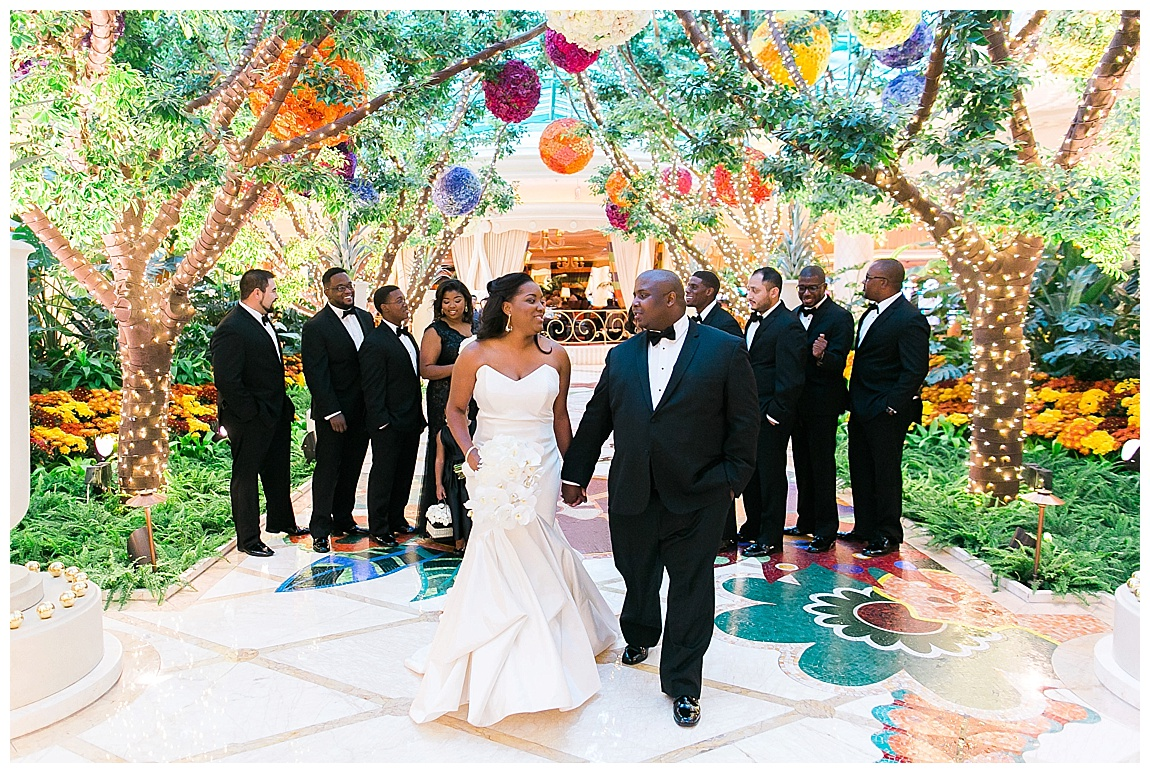 Wynn encore wedding candace gaven las vegas wedding for Las vegas wedding online